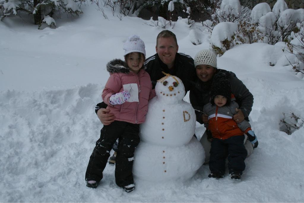 Freshy the Snowman